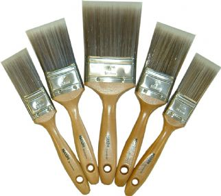 Maxim DIAMOND 5 Piece Brush Set